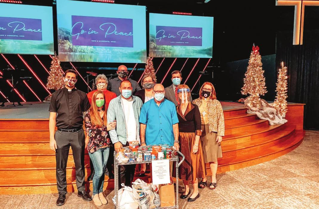 Local Pastors Join Together for the Community Thanksgiving Service