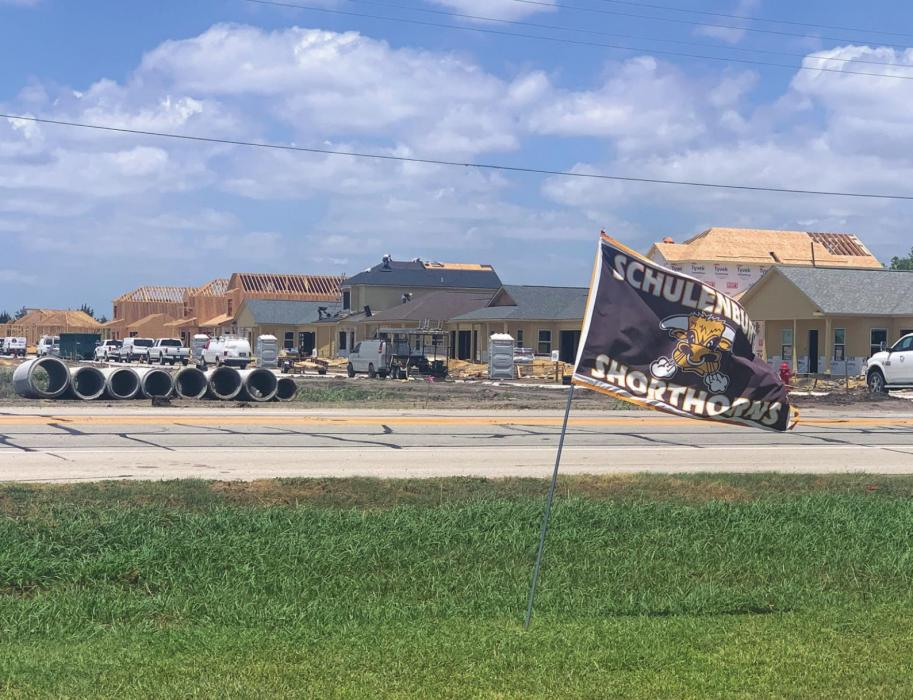 Hurricane Housing Development Takes Shape