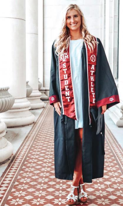 Fritsch Graduates From Texas A M The Fayette County Record