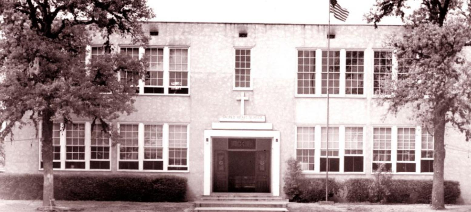 Sacred Heart School Celebrates Its 90th Birthday This Week