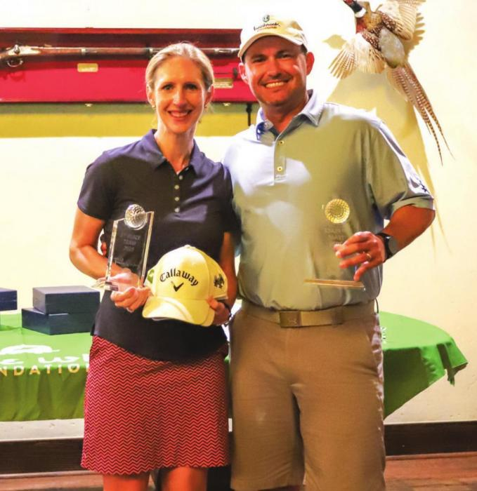 Turtle Wing Hosts Golf Tournament at Big Easy Ranch