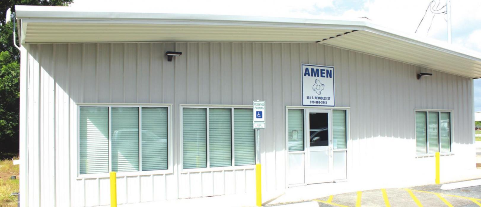 New AMEN Opens This Week